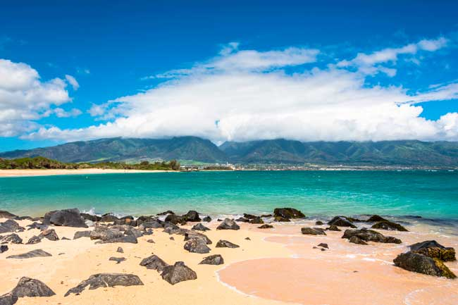 Kanaha Beach Park is one of the main sights worth to see in Kahului city.